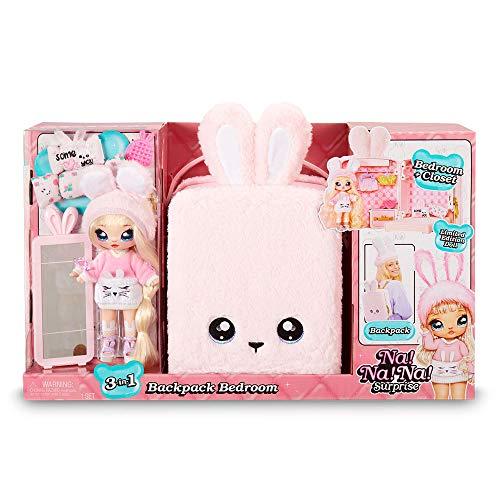 Giochi Preziosi - Na Na Na Backpack Pink Bambole Fashion, NAA04110