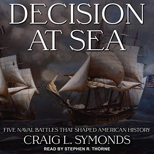 Decision at Sea cover art