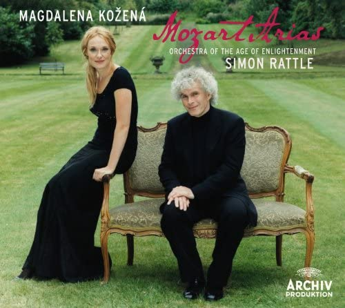 Magdalena Kožená, Orchestra Of The Age Of Enlightenment & Simon Rattle