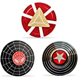Fidgit Spinners Fidgeting Party Favors Fidget Metal Set Hand Spinner Focus Copper Fidget Toys Fingertip Gyro Stress Relief Cube EDC ADHD Toy Best Gifts Xmas Birthday Goody Bag Gifts
