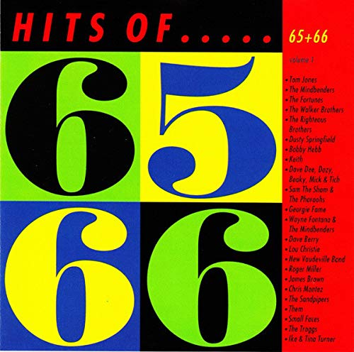 Hits of.1965 & 1966