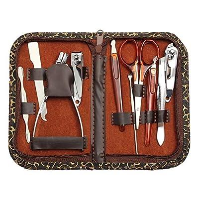 10pcs Pedicure Manicure Kit