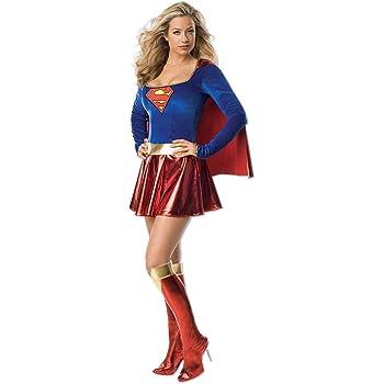 Disfraz Supergirl, S / 36: Amazon.es: Juguetes y juegos