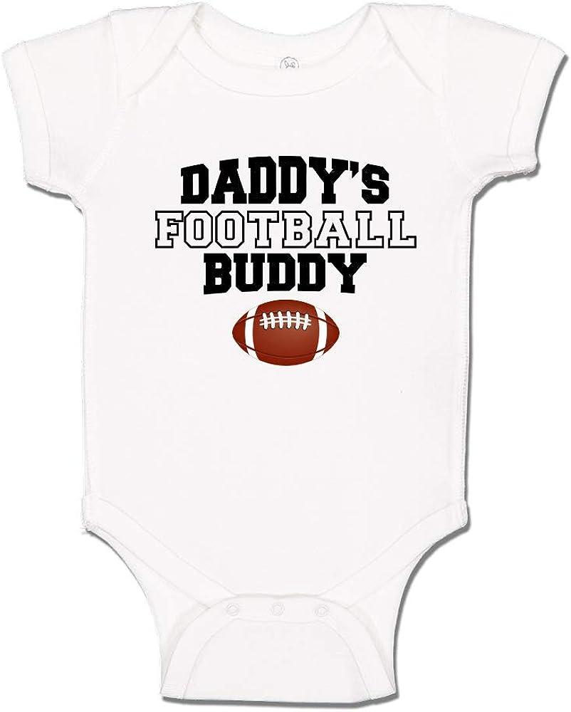 Daddy/'s football buddy Custom Colors! Football onesie