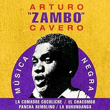 Medley: La Comadre Cocoliche / El Cachombo / Pancha Remolino / La Burundanga