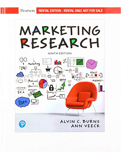 Marketing Research, 9th Edition Front Cover