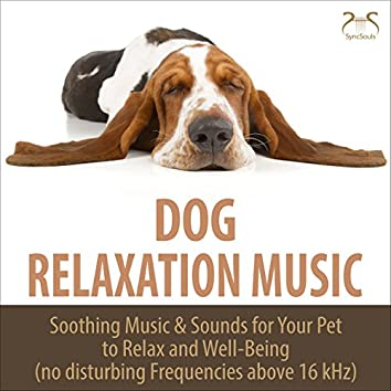 Dog Relaxation Music - Soothing Music & Sounds for Your Pet to Relax and Well-Being (no disturbing Frequencies above 16 kHz)
