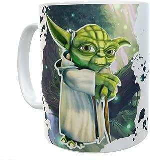 SAQUITOMAGICO saquito magico Taza Yoda