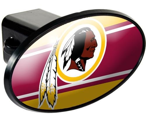 Washington Redskins NFL 2pc Rocks Glass Set - Helmet logo