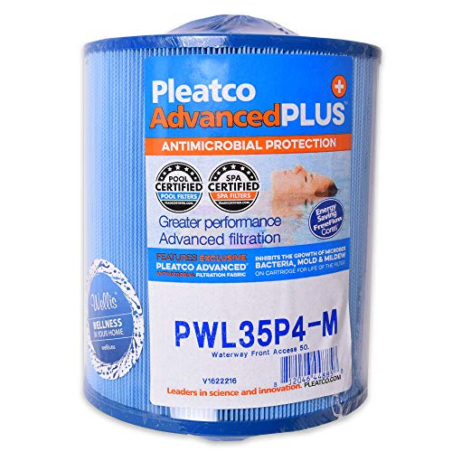 Pleatco Whirlpool Filter Poolfilter Spa Jacuzzi Filterkartusche Zubehör PWL35P4-M Wellis Whirlpool