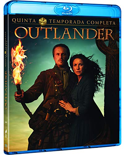 Outlander - Temporada 5 (BD) [Blu-ray]