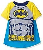 Warner Bros. Toddler Boys Batman Cape T-Shirt Set, Yellow, 2T