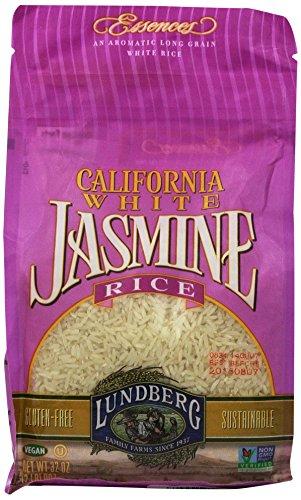 Lundberg Farms Eco-Farmed Jasmine White Rice (1x2Lb)