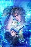 Final Fantasy CGC Huge Poster X Tidus and Yuna PS2 PS3 PS4 Vita - FFX003 (24' x 36' (61cm x 91.5cm))