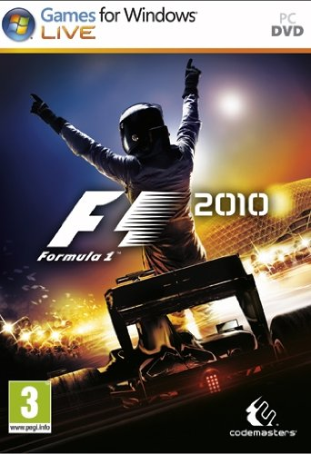 F1 Formula 1 One 2010 Game PC