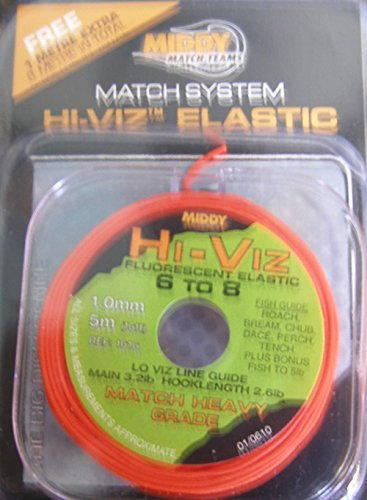 Middy Original Hi Viz Pole Elastic (6 to 8)