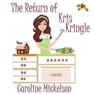 The Return of Kris Kringle audiobook cover art