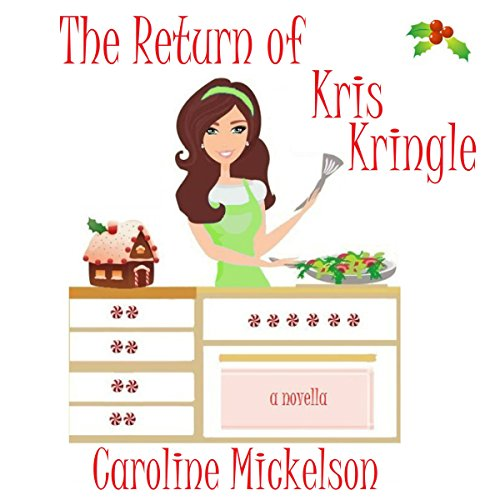 The Return of Kris Kringle audiobook cover art