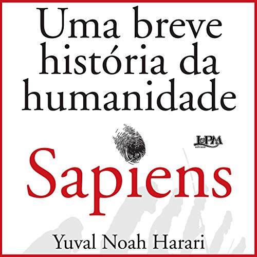 Sapiens cover art