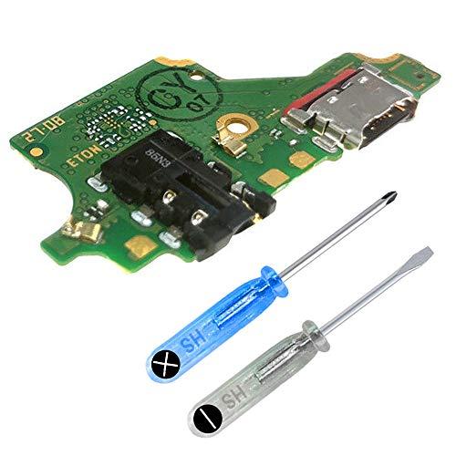 MMOBIEL Conector Dock de Carga de Reemplazo Compatible con Huawei P20 Lite...