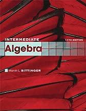 Intermediate Algebra (11th Edition) (The Bittinger Worktext Series)