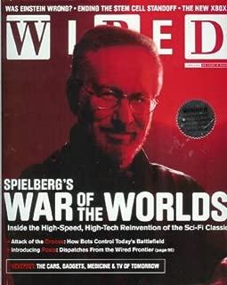 Wired Magazine - June 2005: Steven Spielberg, DreamWorks, and More! (Single Issue Magazine)