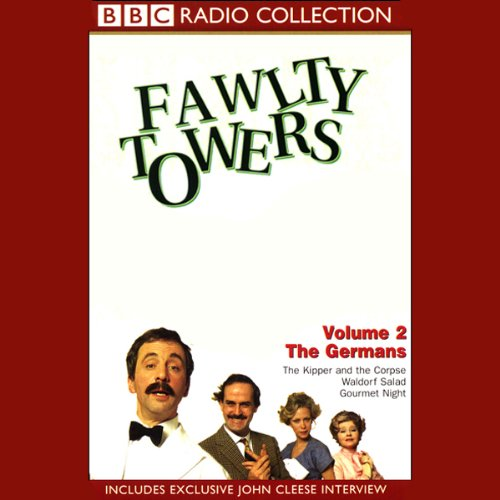 Fawlty Towers, Volume 2 audiobook cover art