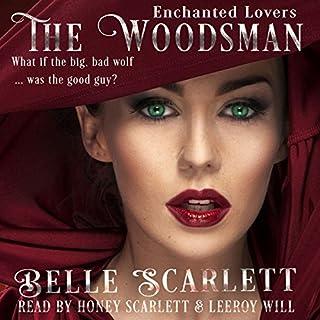 The Woodsman audiobook cover art