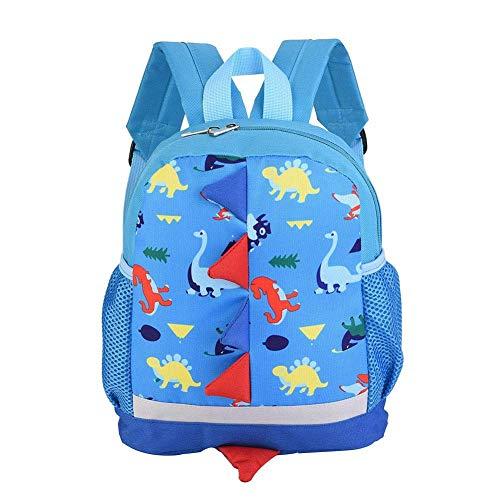 Best Buy! Cute Cartoon Dinosaur Pattern Baby Backpack Comfortable Shoulder Schoolbag for Babies Kid ...