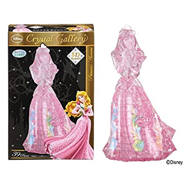 Crystal Gallery Sleeping Beauty Princess Aurora (Japan import) by Puzzles