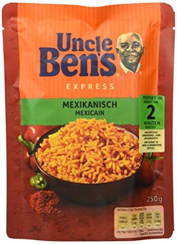 Uncle Ben's Express-Reis Mexikanisch (6x250g)