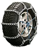 Quality Chain Road Blazer Mud Service Non-Cam 8mm Link Tire Chains (2440HH)