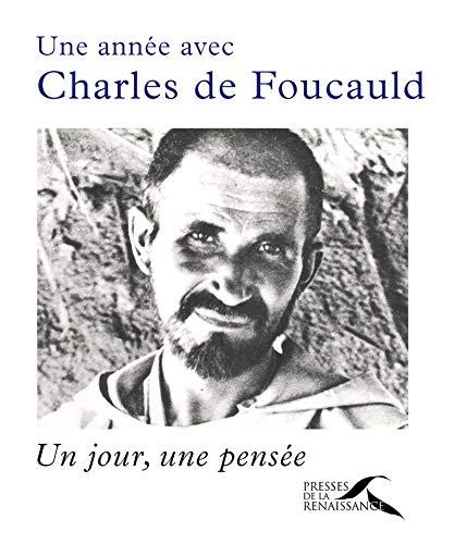 Une année avec Charles de Foucauld