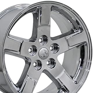 Partnumber 243-2985S Ultra Mako 20 Silver Wheel Rim 5x5.5 with a 18mm Offset and a 108 Hub Bore