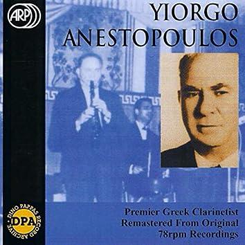 Yiorgo Anestopoulos