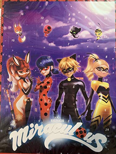 Miraculous – Geschichten von Ladybug und Cat Noir Adventskalender
