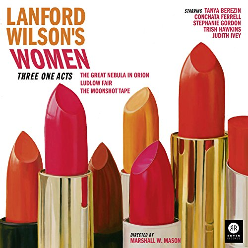 Lanford Wilson's Women: Three One Acts audiobook cover art