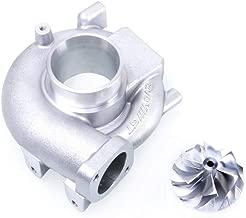 Kinugawa Turbo Upgrade Kit for Mitsubishi 4G63T EVO 4-8 18G Cover & 6+6 Blade Billet Wheel