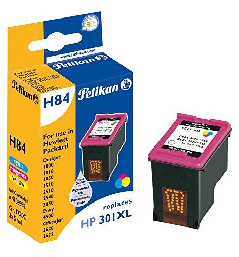 Pelikan Druckerpatrone H84 ersetzt HP CH564EE, 3-color