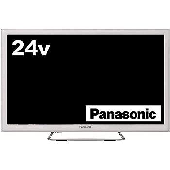 パナソニック 24V型 液晶テレビ ビエラ TH-24ES500-W ハイビジョン 2017年モデル