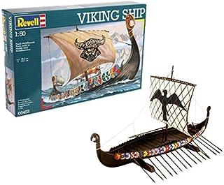 Revell Maqueta Viking Ship, Kit Modello, Escala 1:50 (5403