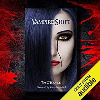 Vampire Shift audiobook cover art