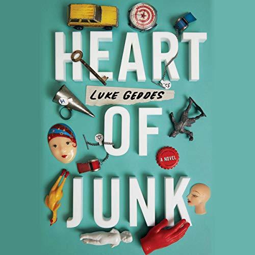 Page de couverture de Heart of Junk