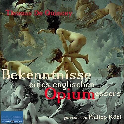 Bekenntnisse eines englischen Opiumessers Titelbild