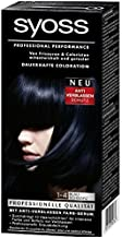 Syoss Professional Performance 1-4 BLUE BLACK Hair Color 115 ml