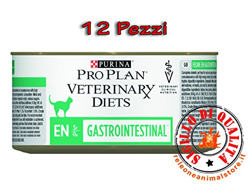 Purina ProPlan gato en gastrointestinal Veterinary Diets 195 g x 12