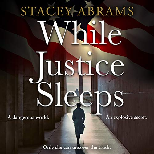 While Justice Sleeps cover art