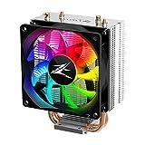 Zalman CNPS4X RGB CPU Cooler, 2 Heatpipes, 92mm, Intel/AMD, Easy Install