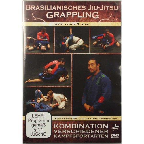 Preisvergleich Produktbild Brasilianisches Jiu-Jitsu Grappling - Kombination verschiedener Kampfsportarten