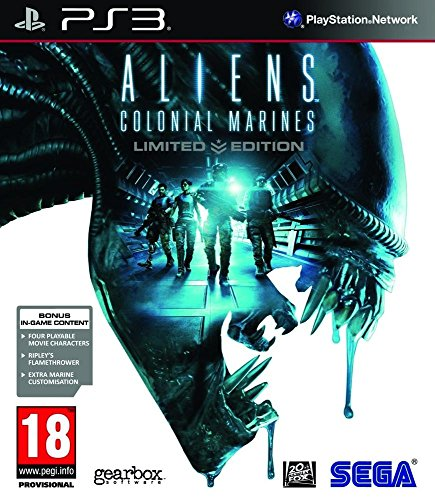 PS3 - Aliens - Colonial Marines (Limited Edition) (1 Games)